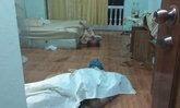 ดับปริศนา-จนท.พบศพชายนอนตายในห้องพัก ข้อเท้าถูกกระจกบาดแผลฉกรรจ์