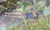 ดับคาสระ-หนุ่มหาปลาดวงกุด เดินเท้าจุ่มน้ำขณะชาวบ้านปล่อยกระแสไฟช็อตตาย