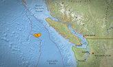 แผ่นดินไหวขนาด 6.6 เขย่านอกชายฝั่งแคนาดา หลายระลอกต่อเนื่องกัน