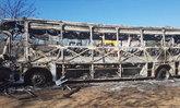 ถังแก๊สบนรถบัสระเบิดในซิมบับเว ไฟคลอกผู้โดยสารดับสยอง 42 ศพ