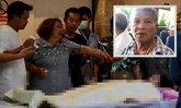 พ่อผู้ตายลั่น ถ้าแม่ค้าส้มปืนโหด ไม่มาขอขมาศพ จะไม่เผาลูกสาว