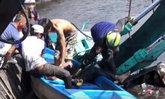 เพื่อนร่วมงานสลด-หนุ่มขับแบคโฮจมน้ำในบ่อขุด คาดดินสไลด์