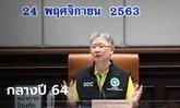 สธ.เผยข่าวดี คาดคนไทยได้ใช้วัคซีนป้องกันโควิด-19 กลางปีหน้า