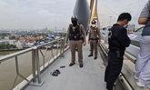 ห้ามไม่ทัน หนุ่มโดดสะพานภูมิพล 2 จมหาย ถ่ายรูปลงสตอรี่บอกลาเมีย-เพื่อน